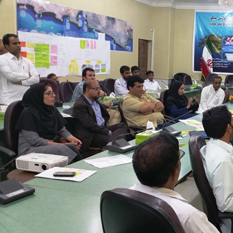 The Second Management Planning Workshop for Gawatr Bay and Khur-e-Bahoo Wetlands